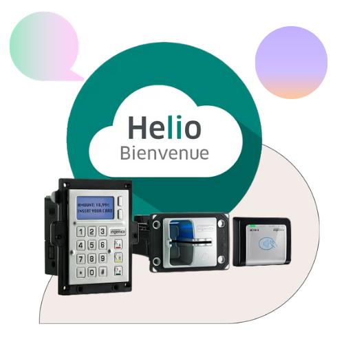helio self service